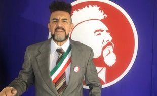 Sergio Arau, candidat parodique à l'élection présidentielle mexicaine.