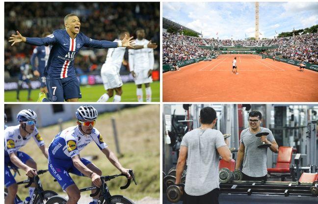 Déconfinement: Salles de sport, Ligue 1, Tour de France... Ce qui va changer dans le monde du sport