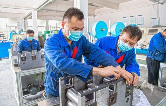 Coronavirus : La Chine saisit 89 millions de masques de mauvaise qualité