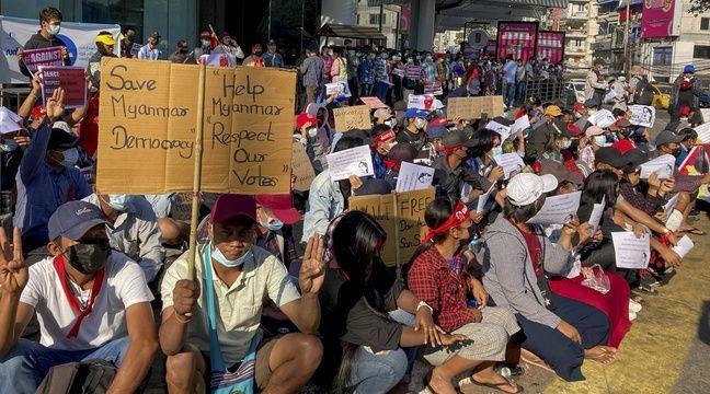 Birmanie : Face aux manifestations, « la junte militaire va être obligée de trouver un compromis » - 20 Minutes