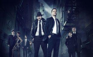 La série «Gotham» sera diffusée à partir du 22 septembre aux Etats-Unis.