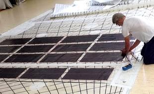 Solar Cloth System intègre des films photovoltaïques dans les voiles.