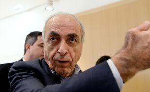 Ziad Takieddine en 2019.
