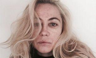 Emmanuelle Béart au naturel sur Instagram