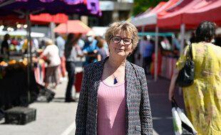 La candidate sortante PS Marie-Guite Duffay est arrivée en tête au premier tour des régionales en Bourgogne-Franche Comté.