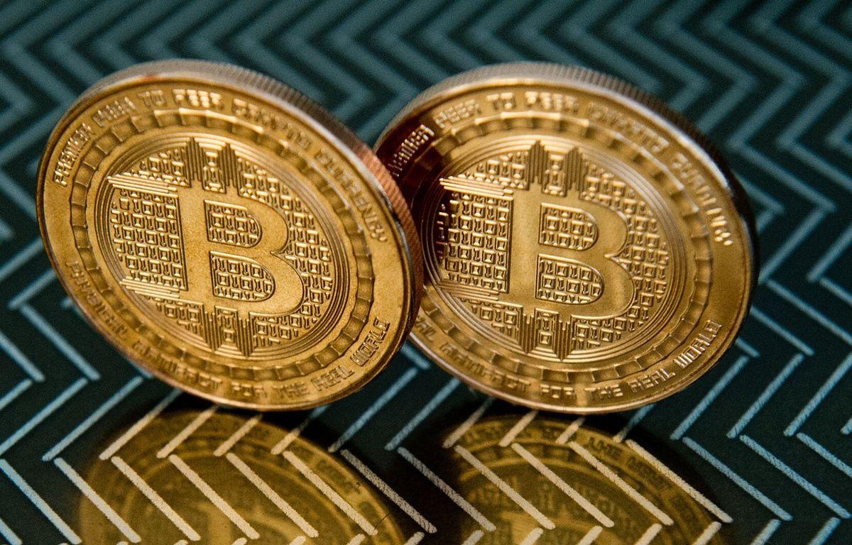 Bitcoin - illustration – KAREN BLEIER / AFP
