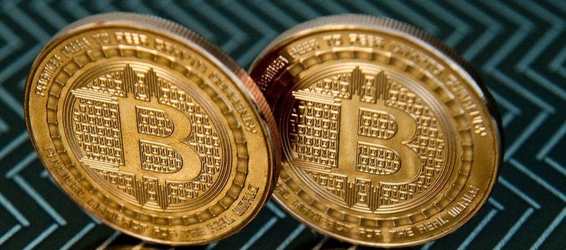 Bitcoin - illustration