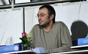 Le milliardaire russe Souleïman Kerimov