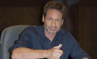 L'acteur et auteur David Duchovny