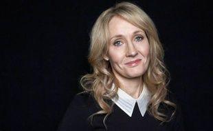 J.K.Rowling le 16 octobre 2012.
