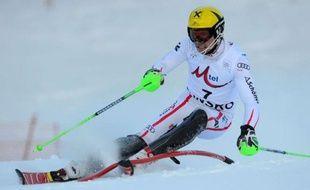Ski alpin: Hirscher a l'occasion de faire le break à Crans