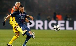 Jérémy Ménez, entré en jeu contre Barcelone en Ligue des champions, pourrait débuter le match à Rennes samedi.