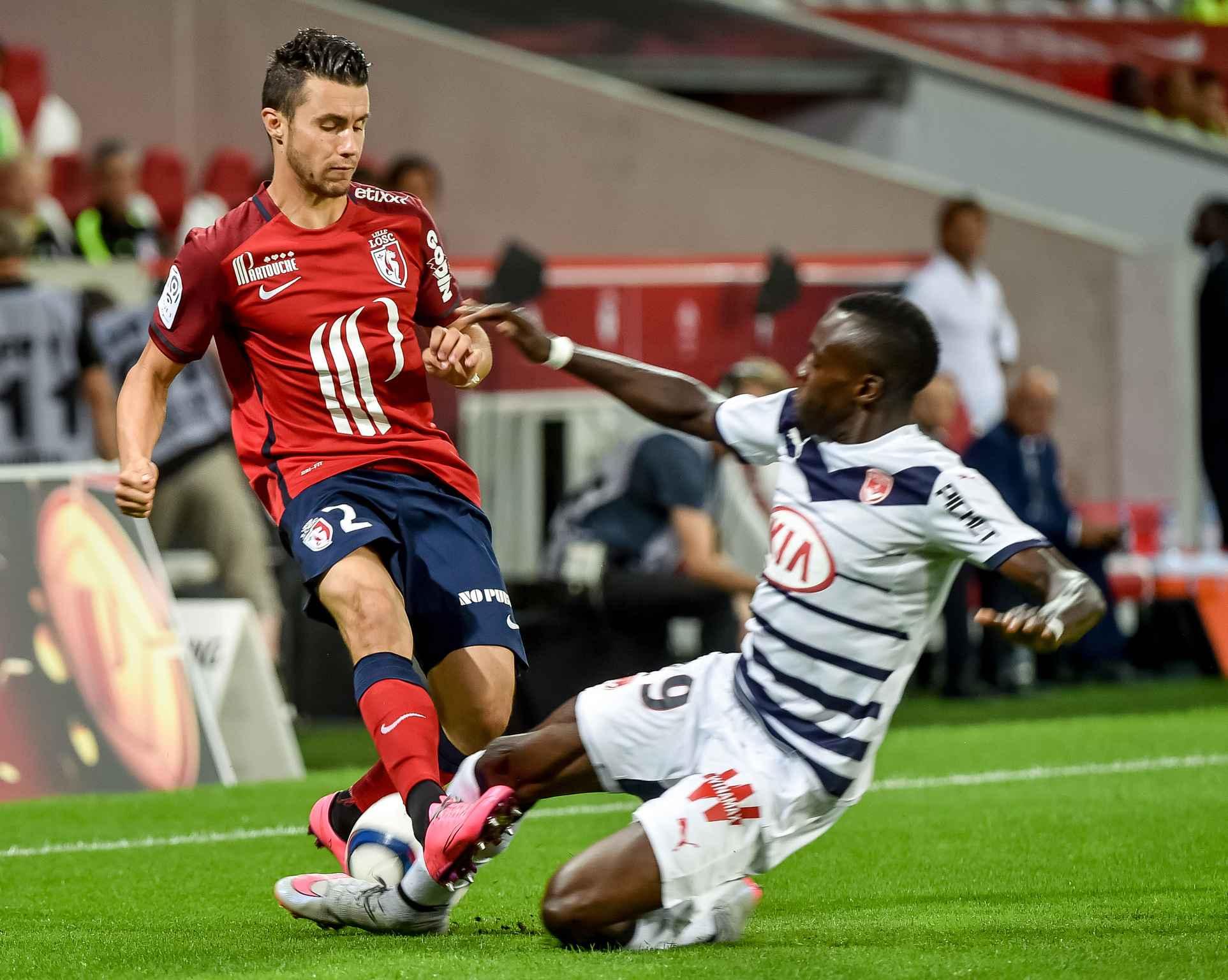 Ligue 1  Le Losc N U0026 39 Est Pas Encore Sorti De L U0026 39 Auberge