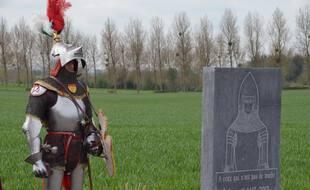 Un stèle rendant hommage au Gallois de Fougières a été inaugurée le 20 avril 2016