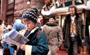 """Extrait du film """"Maman, j'ai encore raté l'avion"""" (1992)."""