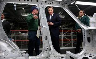 La production industrielle du Royaume-Uni a accusé un repli surprise en août qui souligne la fragilité persistante d'une reprise qui avait pourtant repris de la vigueur ces derniers mois.