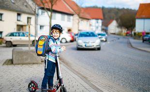 Le chemin de l'école est semé d'embûches !