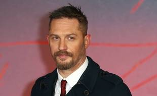 L'acteur Tom Hardy