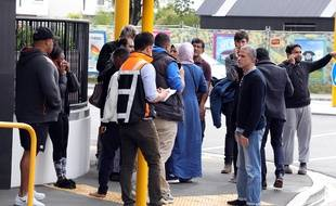 Un homme a ouvert le feu dans deux mosquées de Christchurch en Nouvelle-Zélande, le 15 mars 2019, faisant, au moins, 40 morts.