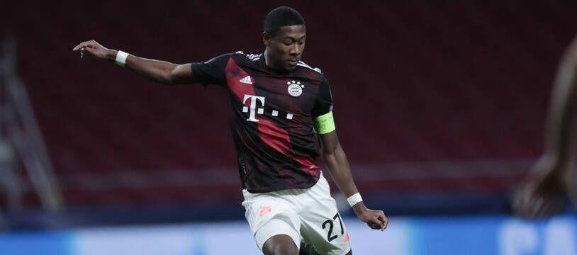 David Alaba joue ses derniers matchs avec le Bayern