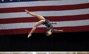 USA Gymnastics est au coeur depuis deux ans du plus grave scandale du sport américain. (Illustration)