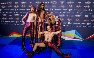 Le groupe italien Maneskin a remporté l'Eurovision 2021 mais est accusé d'avoir consommé de la cocaïne en direct pendant le show