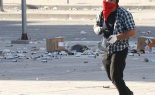Le 1er juin 2013, le jeune Ethem Sarisuluk, quelques minutes avant d'être tué par la police durant une manifestation à Ankara