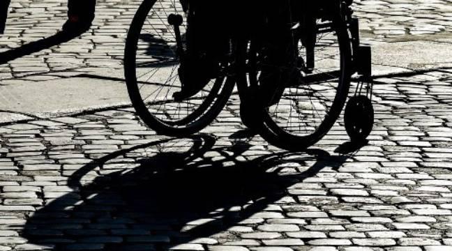 Le voleur en fauteuil roulant condamné à quatre mois de prison