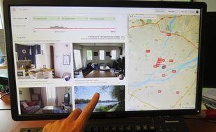 Des annonces Airbnb à Nantes.