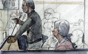 Le procès des époux Fourniret, jugés depuis deux mois pour une série de sept meurtres aggravés de jeunes filles, devait connaître son point final mercredi avec un verdict les condamnant vraisemblablement à finir leurs jours en prison.