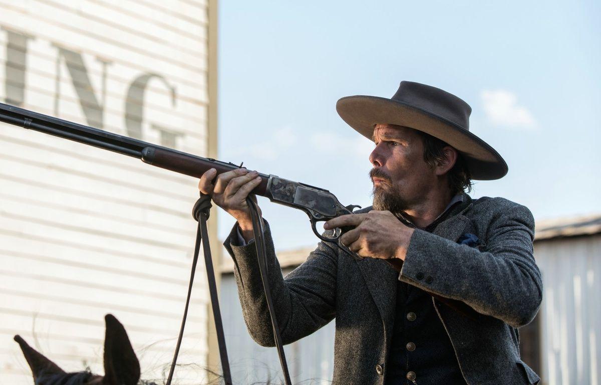 Ethan Hawke dans Les 7 mercenaires d'Antoine Fuqua – Sony Pictures