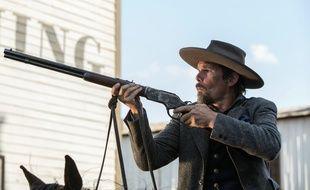 Ethan Hawke dans Les 7 mercenaires d'Antoine Fuqua
