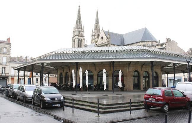 La Halle des Chartrons, à Bordeaux.