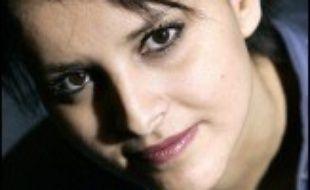 Najat Belkacem, 29 ans, adjointe PS au maire de Lyon