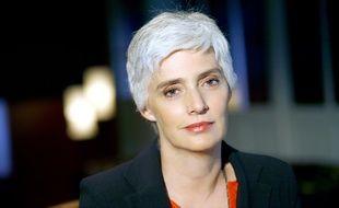 Frédérique Lantieri, la présentatrice de «Faites entrer l'accusé».