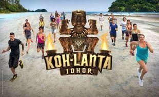 Les candidats de Koh Lanta Johor