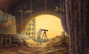 «Le Voyage du prince» de Jean-François Laguionie et Xavier Picard