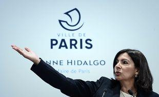 Anne Hidalgo, maire de Paris (PS)