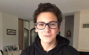 Maxime, 15 ans, est porté disparu depuis le 22 mai.