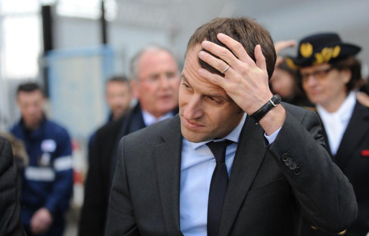 Emmanuel Macron – GUILLAUME SOUVANT / AFP