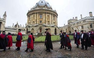 l'Université d'Oxford.Le 22/06/16. David Hartley/Shutterst/SIPA