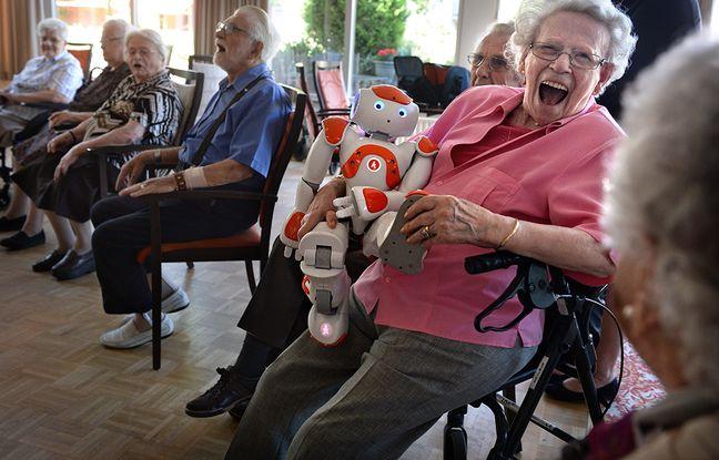 Coronavirus: Des robots pour aider les personnes âgées à garder le moral durant le confinement