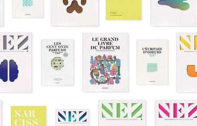 Diverses éditions de la revue Nez