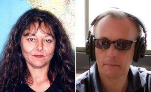 Les journalistes de RFI Ghislaine Dupont et Claude Verlon, tués en novembre 2013 à Kidal, au Mali