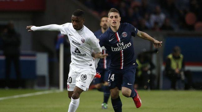 Ligue 1: La victoire du PSG contre Metz à revivre en direct