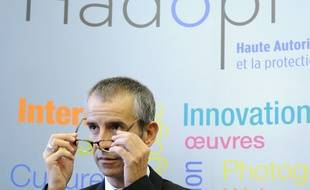 secrétaire général de l'Hadopi, le 17 octobre 2012.