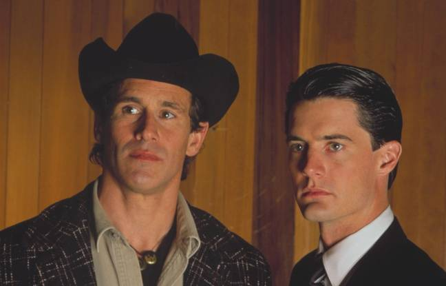 Dale Cooper, c'est le mec stylé à droite