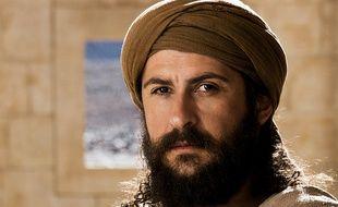 Olivier Blackstone joue Pierre dans la comédie musicale Jésus.