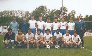 Saison 1982-1983, Waldemar Kita sous le maillot de la Ferté-sous-Jouarre (DH).