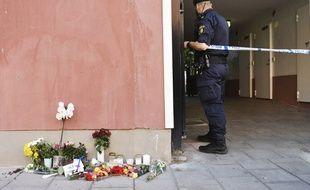 Une patrouille de police a tué jeudi un jeune homme trisomique de 20 ans muni d'un pistolet en plastique à Stockholm.